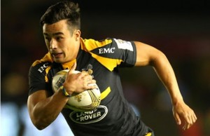 Alex Lozowski will move from Wasps to Saracens next seaso
