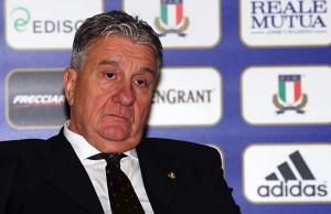 Italian Rugby Boss Alfredo Gavazzi