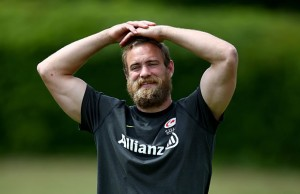 Alistair Hargreaves has backed Saracens youngsters to shine