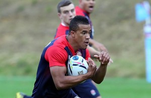 England wing Anthony Watson says he is ready to face Nemani Nadolo