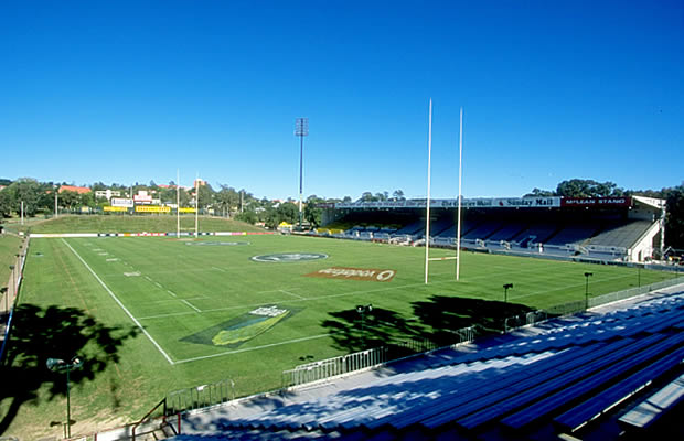 The Reds return to their former home Ballymore