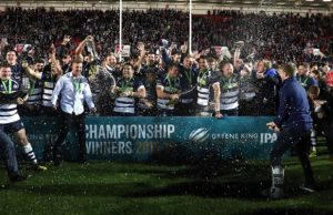 Bristol Rugby are back in the Premiership