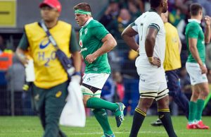 CJ Stander returns from suspension
