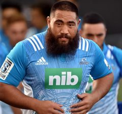 Charlie Faumuina has signed for Toulouse according to reports