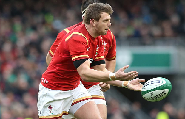 Wales are worried about the fitness of Dan Biggar