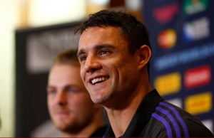Dan Carter says the Millenium Stadium is his favourite stadium