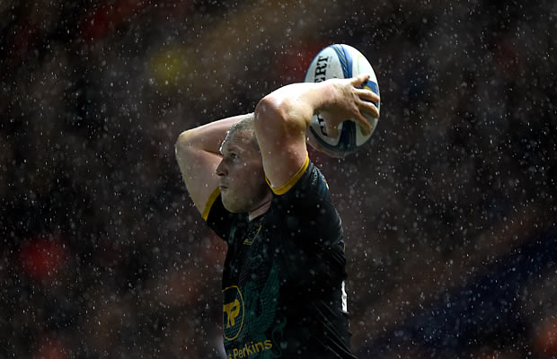 Dylan Harley will not play for Northampton this weekend
