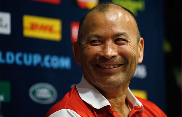 Eddie Jones has been linked extensively to the England coaching job