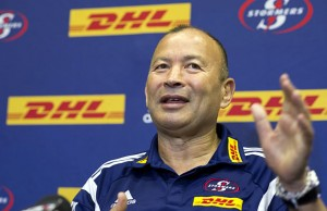 Eddie Jones says he is committed to the Stormers