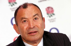 England head coach Eddie Jones says he will take an arrogant team to Australia