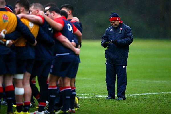 Eddie Jones has cut his squad to 23 players