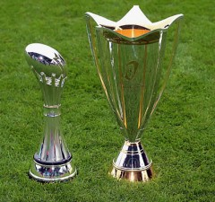 The European Challenge Cup and Rugby Champions Cups