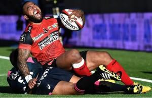 Fetu'u Vainikolo will miss the rest of the rugby season
