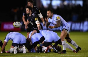 Francois Hougaard was named man of the match