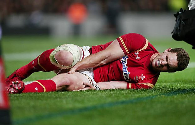 George North's tour of New Zealand could be over