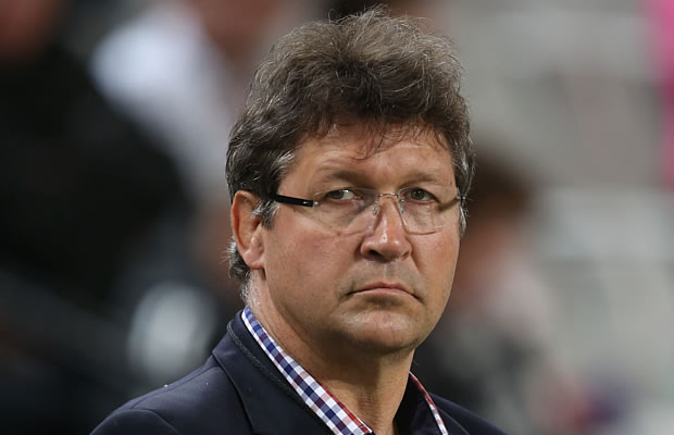 WP Director of Rugby Gert Smal