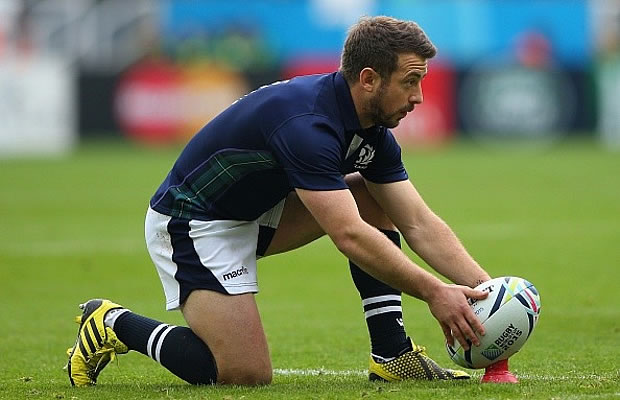 Greig Laidlaw says Scotland can win the Six Nations