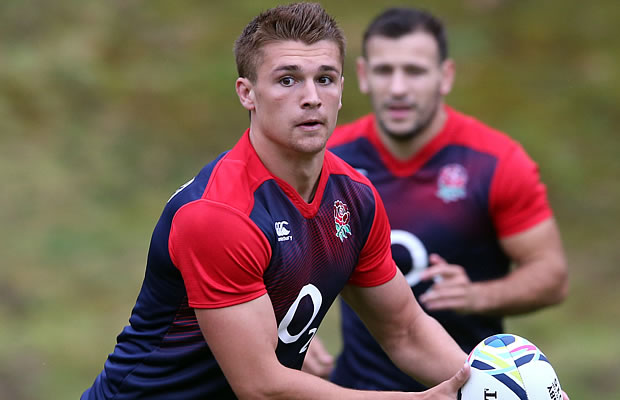 Henry Slade will miss the 2016 Six Nations