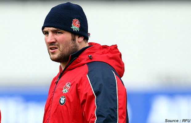 Ian Peel will be in charge of England's scrum in the Six Nations