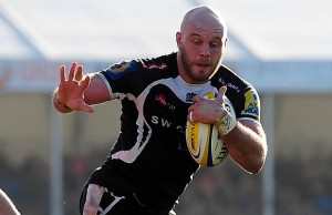 Jack Yeandle will captain Exeter Chiefs