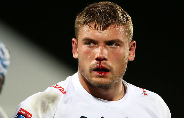 Jaco Visagie will miss the Currie Cup season