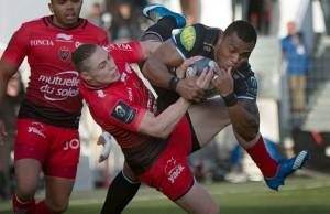 James O'Connor has returned to training with Toulon
