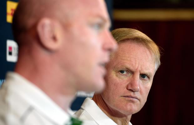 Ireland coach Joe Schmidt has made three changes