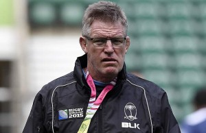 Fiji coach John John McKee