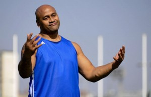 Jonah Lomu has died at age 40
