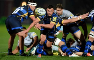 Jonny Aar has signed a new deal with Worcester Warriors