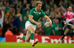 Luke Fitzgerald has announced his retirement