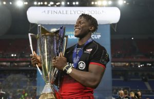 Maro Itoje has won the European Player of the year title