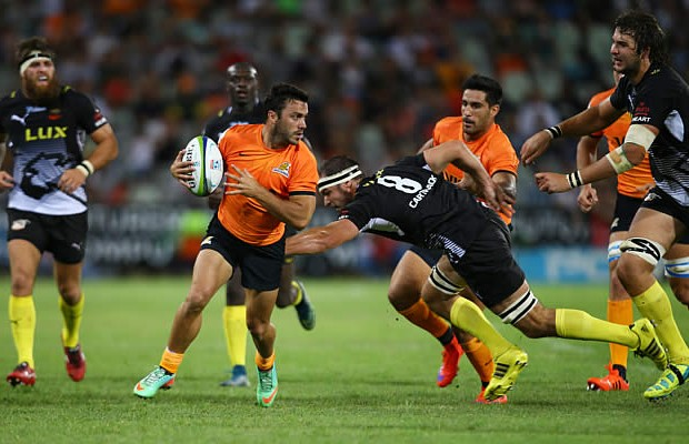Martin Landajo scored two tries in the match