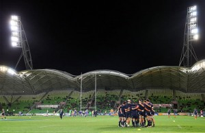The Melbourne Rebels will warm up for Super Rugby against Samoa