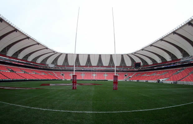 The Southern Kings play at the Nelson Mandela Bay
