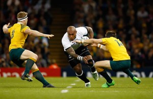 Nemani Nadolo could be suspended for Fiji's clash with Wales