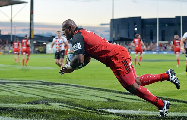 Nemani Nadolo was named man of the match