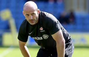 Paul Gustard could be moving to Twickenham next week