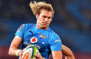 RG Snyman is back in the Blue Bulls side