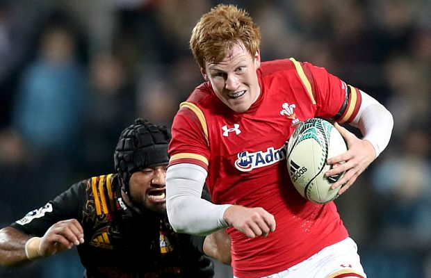 Rhys Patchell comes into the Wales starting side
