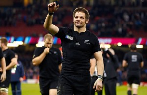 Richie McCaw has been awarded the Order of New Zealand
