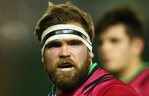 Rob Buchanan has committed to Harlequins
