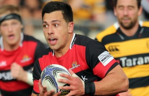 Rob Thompson has signed for the Highlanders