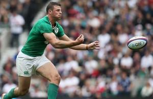 Robbie Henshaw starts for Ireland on Sunday