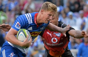 Robert Du Preez scored 23 points for the Stormers