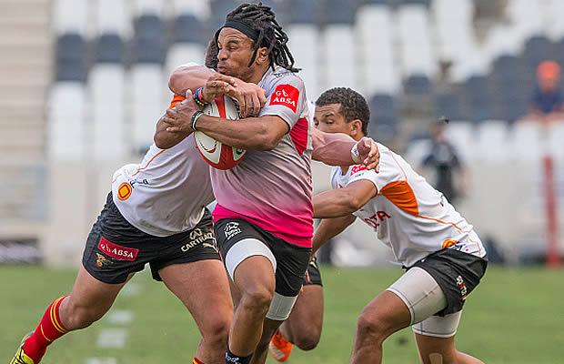 Rosco Specman of the Pumas on attack