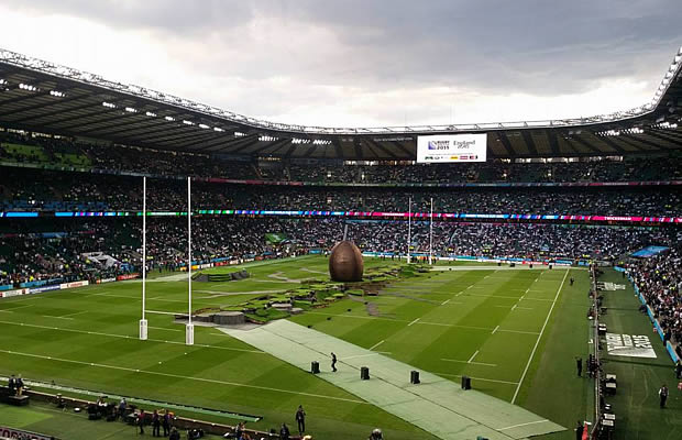 The 2015 Rugby World Cup opening ceremony