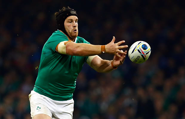 Sean O'Brien looks set to miss the rest of the Six Nations