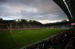 Stade Jean Bouin was due to host the Stade Francais v Munster match
