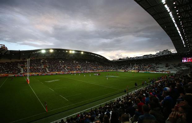 Stade Jean Bouin was due to host the Stade Francais v Munster match